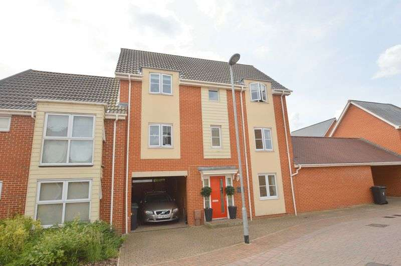 4 Bedrooms House for sale in Solario Road, Costessey