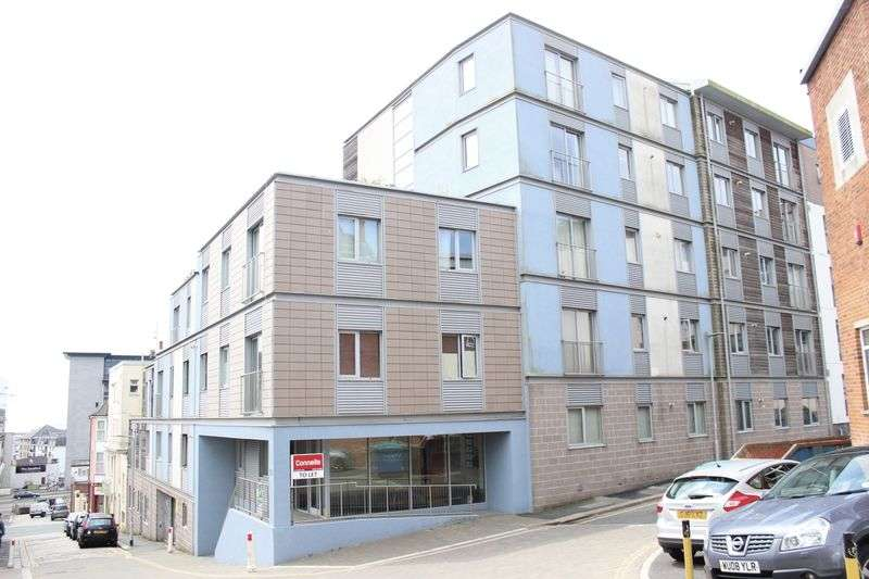 2 Bedrooms Flat for sale in North Street, Central Plymouth, Plymouth