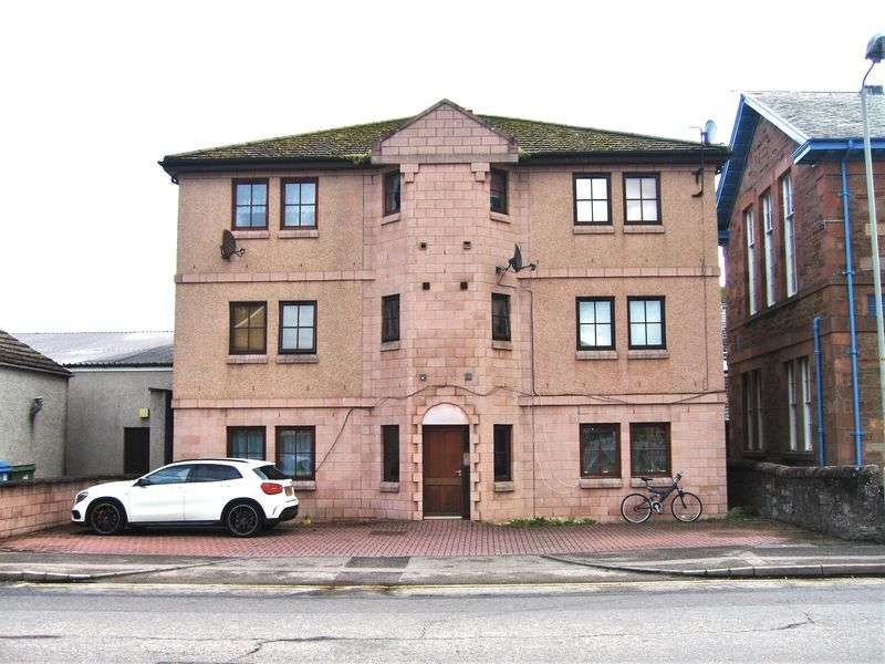 2 Bedrooms Flat for sale in Priced to sell 2 Bedroom Tulloch Street, Dingwall
