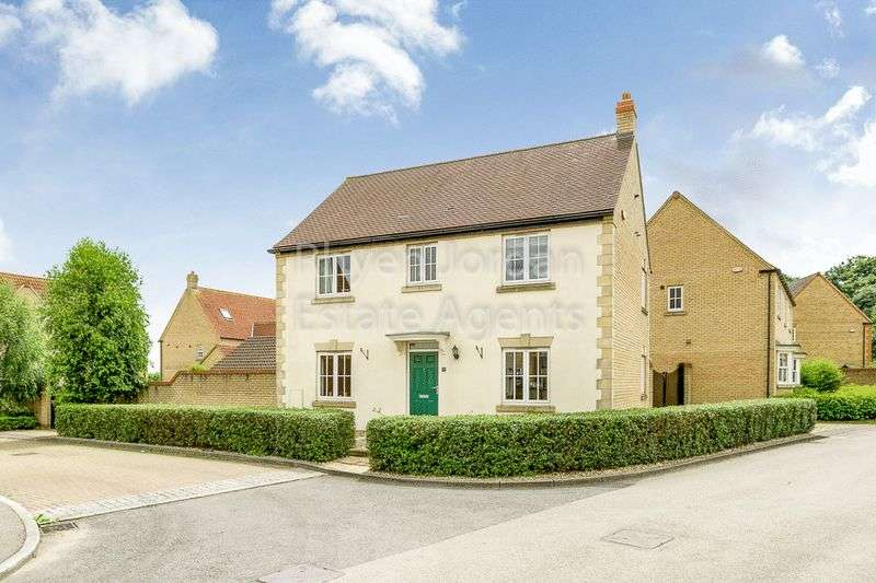 4 Bedrooms Detached House for sale in Bywell Court, Milton Keynes