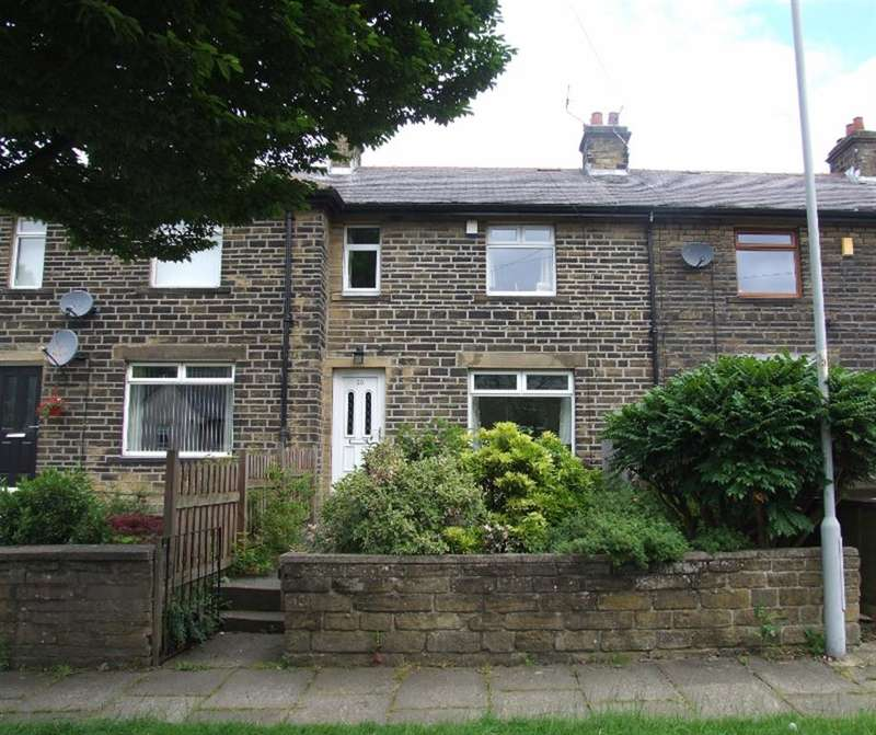 3 Bedrooms Town House for sale in Russell Avenue, Queensbury, Bradford, BD13 2AL