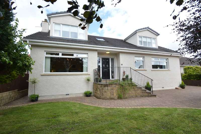 4 Bedrooms Detached House for sale in Smithycroft, Hamilton