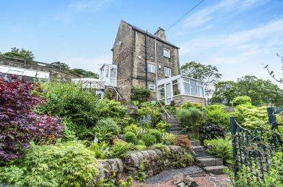 2 Bedrooms Detached House for sale in Triangle, Sowerby Bridge, West Yorkshire, Halifax