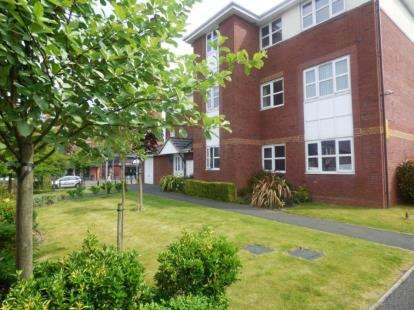 1 Bedroom Flat for sale in Brook Court, Dorman Close, Ashton-on-Ribble, Preston