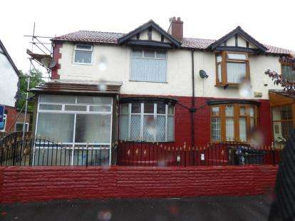 3 Bedrooms Semi Detached House for sale in Burnage Hall Road, Burnage, Manchester, Greater Manchester