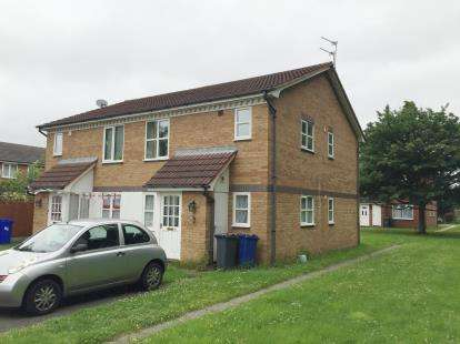 1 Bedroom Flat for sale in Fairway, Branston, Burton-On-Trent, Staffordshire