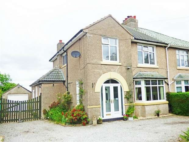 3 Bedrooms Semi Detached House for sale in Longthwaite Road, Wigton, Cumbria