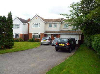 5 Bedrooms Detached House for sale in Marling Croft, Solihull, West Midlands