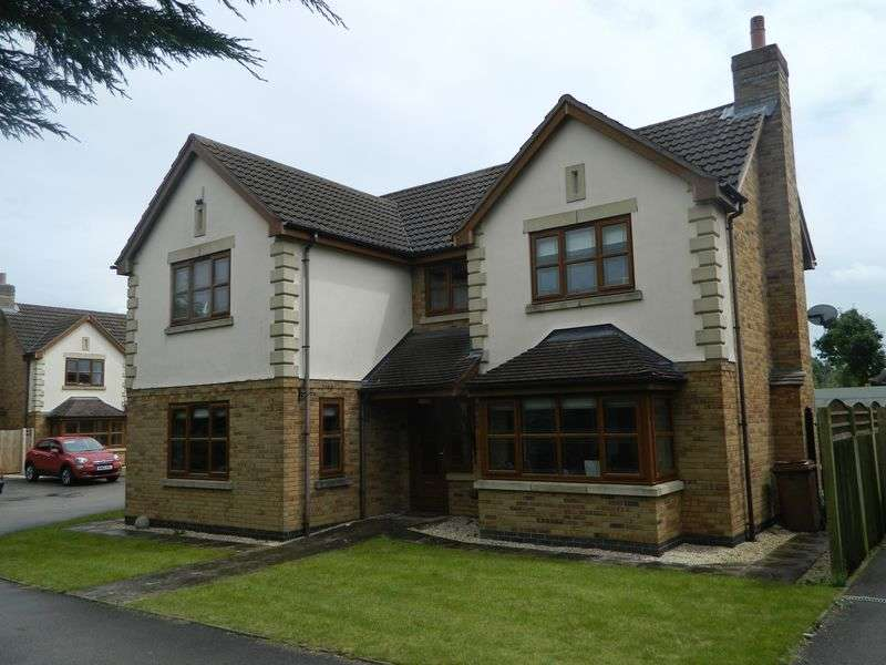4 Bedrooms Detached House for sale in Marlborough Drive, Sandbach