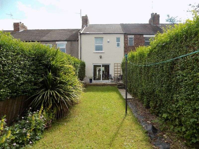 3 Bedrooms Terraced House for sale in Office Row, Bishop Auckland