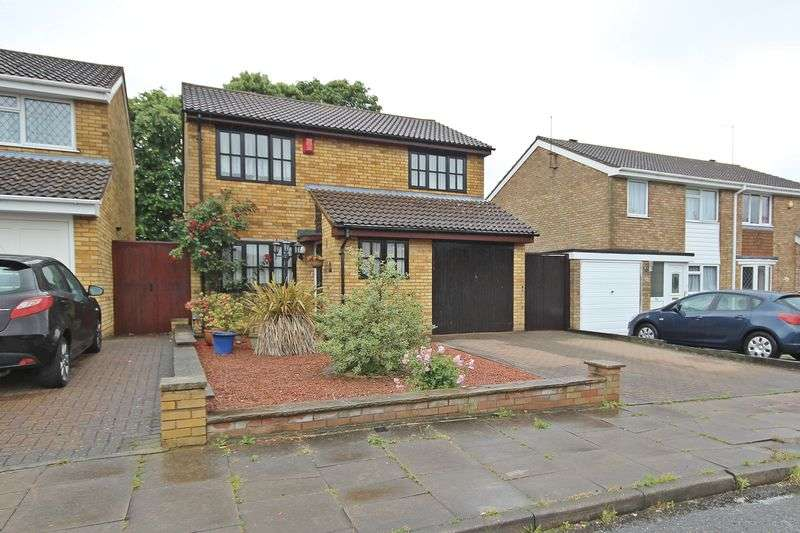 4 Bedrooms Detached House for sale in Stopsley