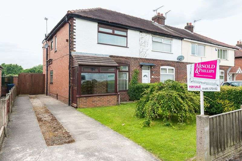 3 Bedrooms Terraced House for sale in Grimshaw Lane, Ormskirk