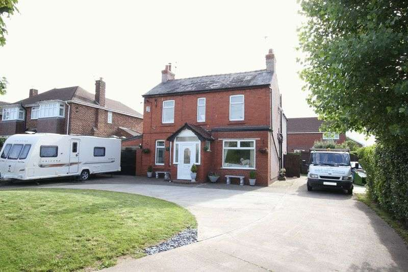 4 Bedrooms Detached House for sale in Wood Lane, Greasby, Wirral