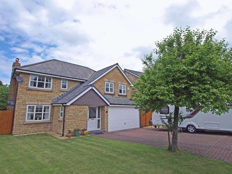 4 Bedrooms Detached House for sale in Lindbergh Avenue, Lancaster