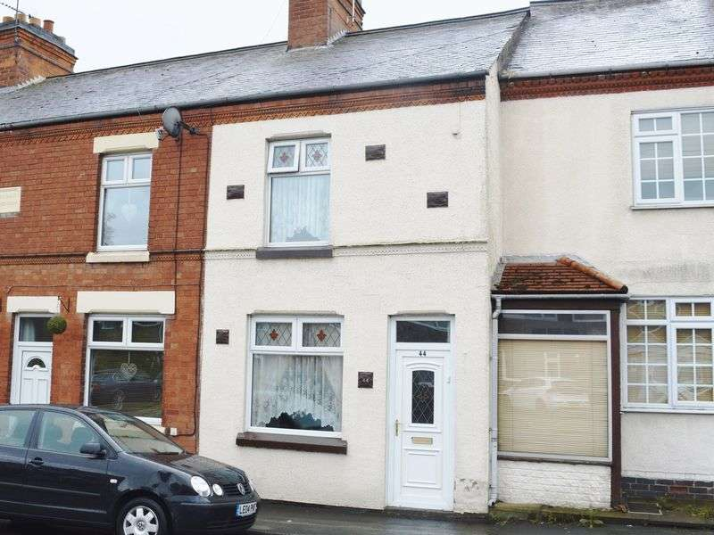 2 Bedrooms Terraced House for sale in The Common, Barwell