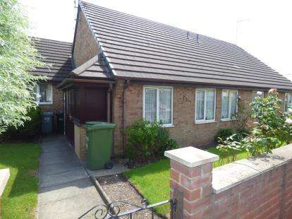 2 Bedrooms Bungalow for sale in Broken Cross, Macclesfield, Cheshire