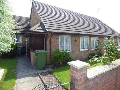 2 Bedrooms Bungalow for sale in Broken Cross, Macclesfield, Cheshire