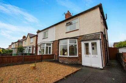 3 Bedrooms Semi Detached House for sale in St. Leonards Road East, Lytham St. Annes, Lancashire, FY8