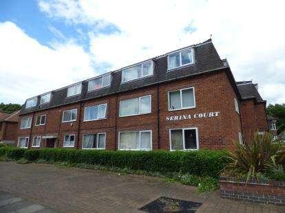 2 Bedrooms Flat for sale in Serina Court, Beeston