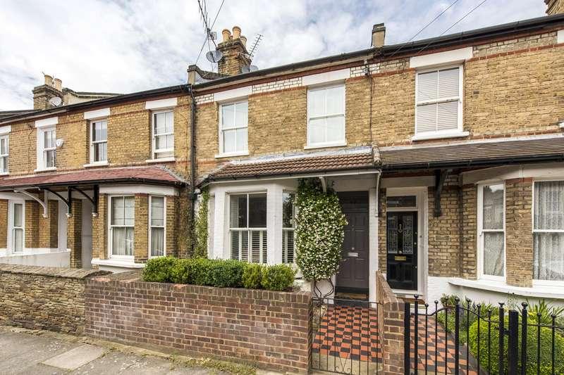 3 Bedrooms Terraced House for sale in Binns Road, London, W4