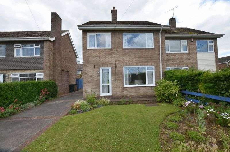 3 Bedrooms Semi Detached House for sale in Mill House Lane, Winterton, Scunthorpe