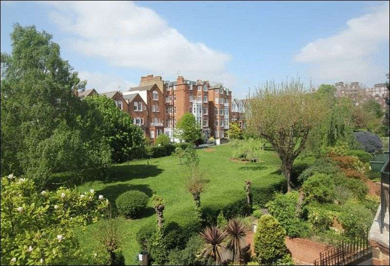 8 Bedrooms Terraced House for sale in Canfield Gardens South Hampstead, London