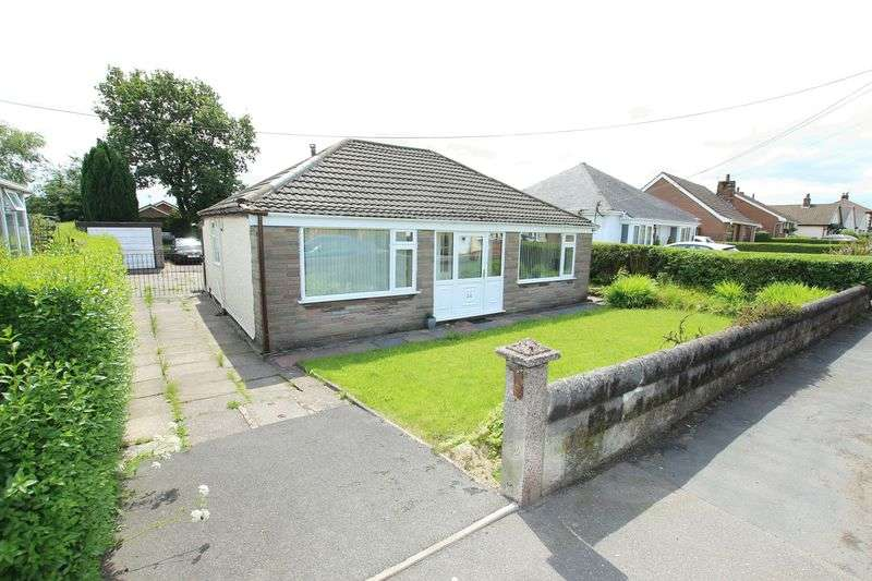 2 Bedrooms Detached Bungalow for sale in Long Lane, Harriseahead