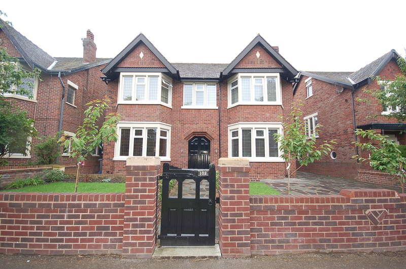 5 Bedrooms Detached House for sale in West Park Drive, Blackpool