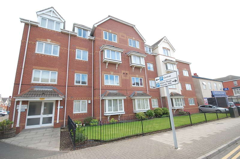 1 Bedroom Flat for sale in Hornby Road, Blackpool
