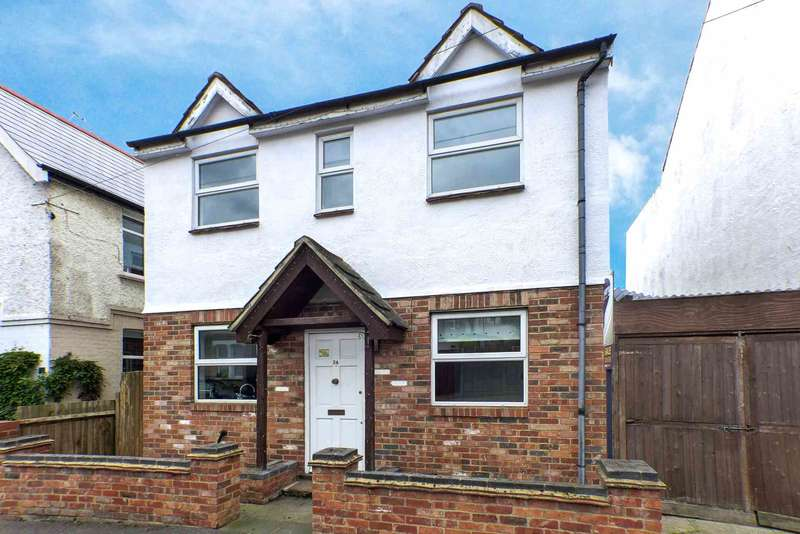 4 Bedrooms Detached House for sale in Warwick Road, Sidcup, DA14 6LJ