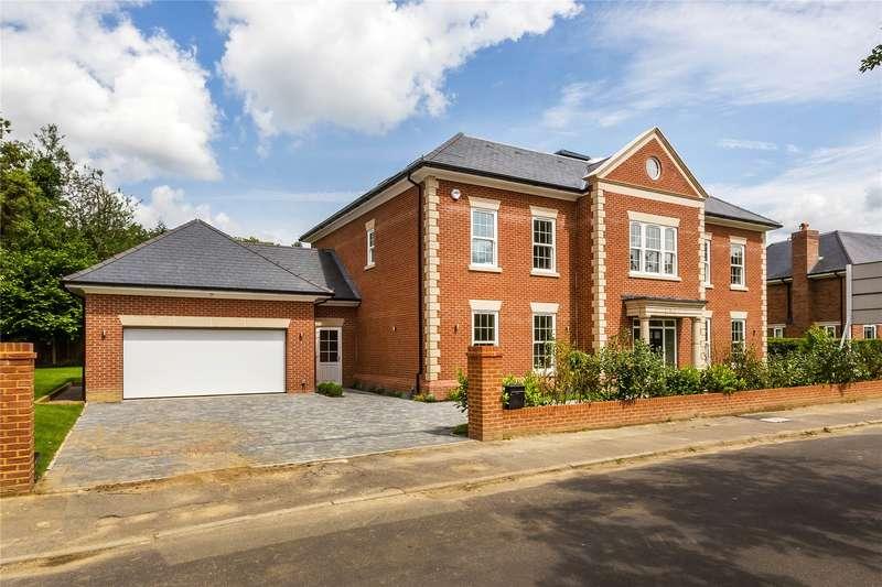 5 Bedrooms Detached House for sale in Snows Paddock, Windlesham, Surrey, GU20