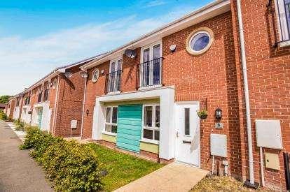 2 Bedrooms Terraced House for sale in Ashton Bank Way, Ashton-On-Ribble, Preston, Lancashire, PR2