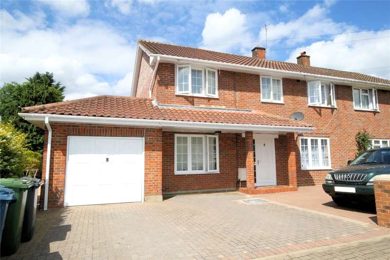 5 Bedrooms Semi Detached House for sale in Honister Gardens, Stanmore, HA7