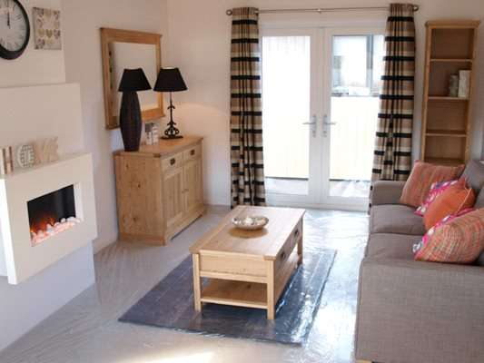 2 Bedrooms Park Home Mobile Home for sale in Park 3, Eastern Green, Penzance