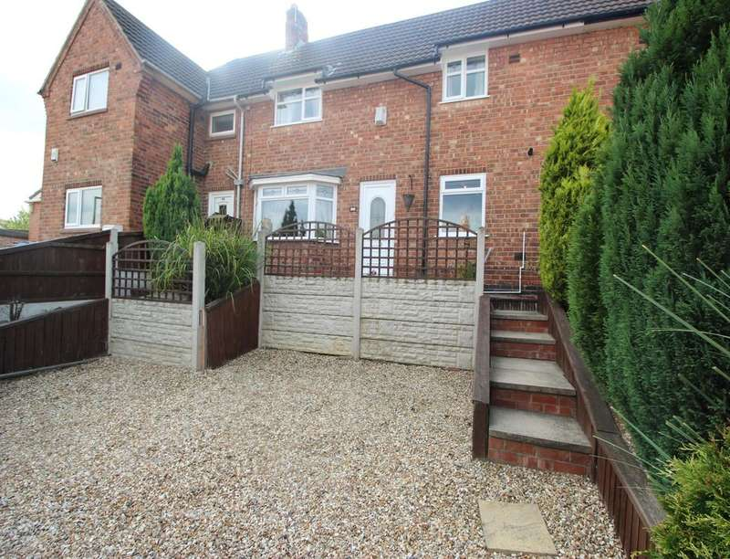 2 Bedrooms Property for sale in Frederick Avenue, Ilkeston, DE7