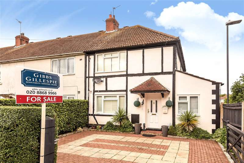 5 Bedrooms Semi Detached House for sale in Stiven Crescent, Harrow, Middlesex, HA2