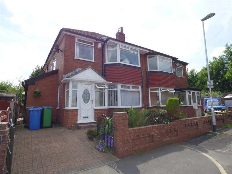 4 Bedrooms Property for sale in Saville Street, Middleton, Manchester, M24