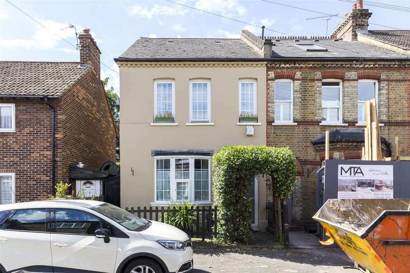 2 Bedrooms End Of Terrace House for sale in Windsor Road, Richmond, TW9