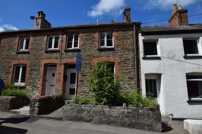 2 Bedrooms Terraced House for sale in Kensey View, Launceston