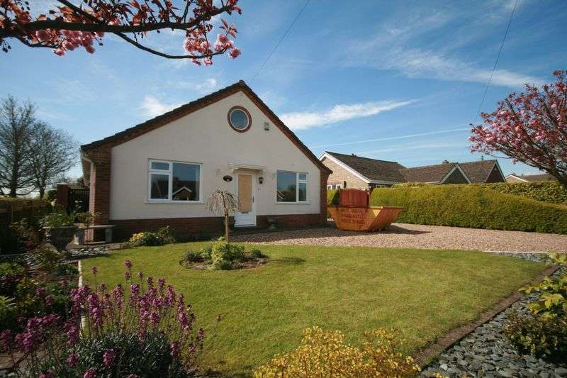 5 Bedrooms Detached Bungalow for sale in Accommodation Road, Horncastle