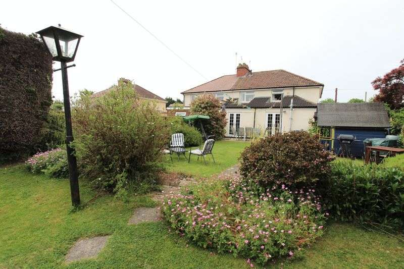 4 Bedrooms Semi Detached House for sale in Church Road, Severn Beach
