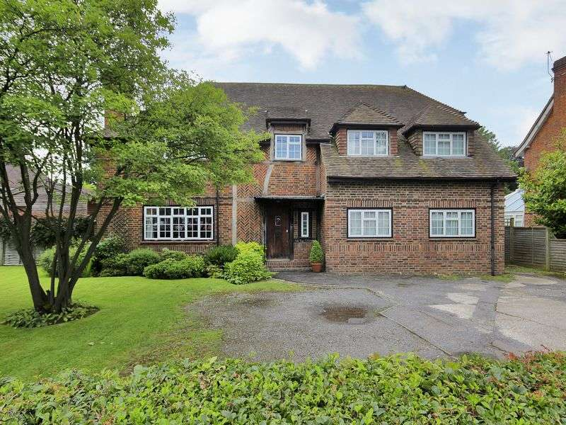 5 Bedrooms Detached House for sale in Rusper Road, Ifield, Crawley, West Sussex