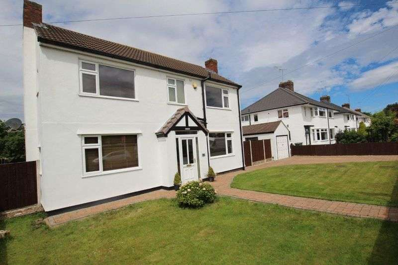 3 Bedrooms Detached House for sale in Parkway, Irby