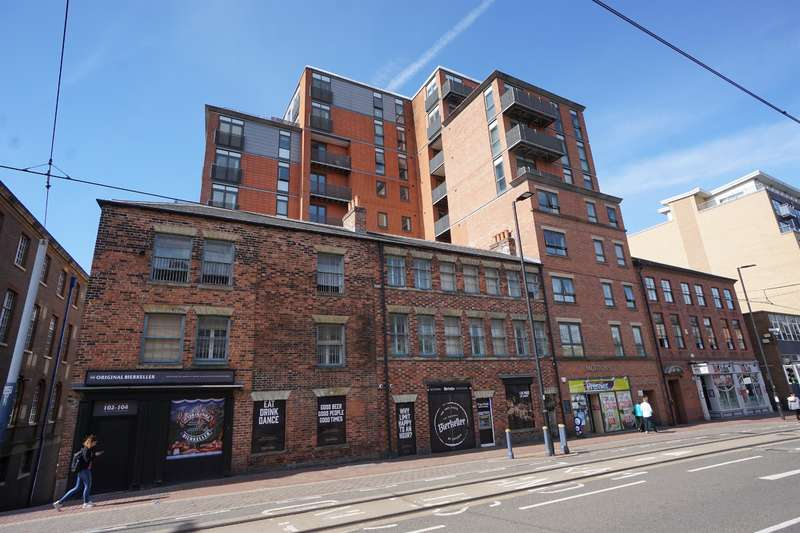 2 Bedrooms Flat for sale in West Street, City Centre, Sheffield, S1 4DZ