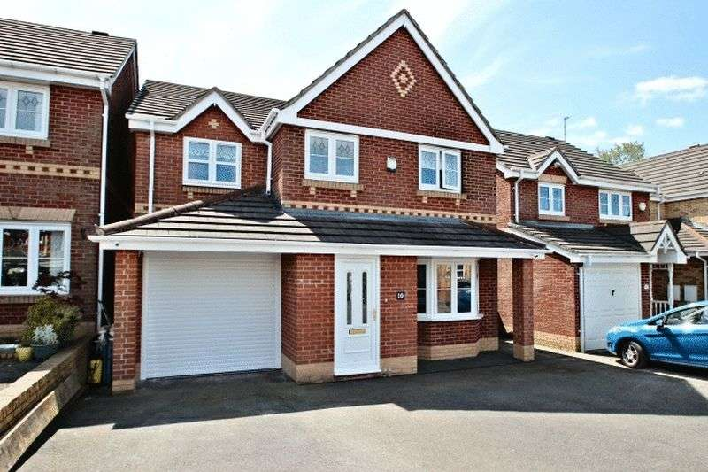 5 Bedrooms Detached House for sale in Jasmine Crescent, Newchapel
