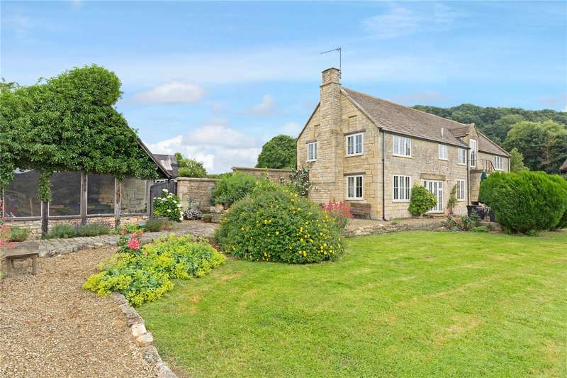 5 Bedrooms Detached House for sale in Dixton, Gotherington, Cheltenham, Gloucestershire, GL52