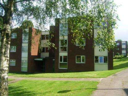 2 Bedrooms Flat for sale in Arnside Court, North Park Road, Birmingham, West Midlands