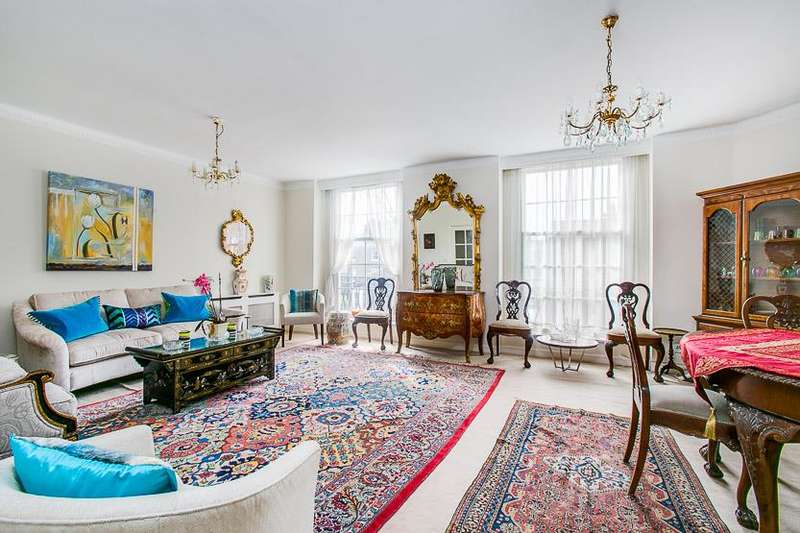4 Bedrooms Property for sale in North End House, Fitzjames Avenue, London, W14