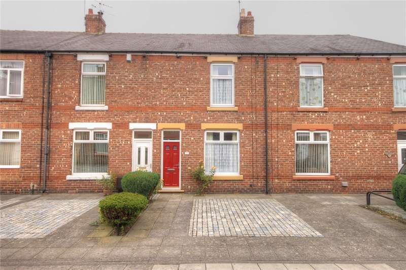 3 Bedrooms Terraced House for sale in Low Melbourne Street, Bishop Auckland, Co Durham, DL14