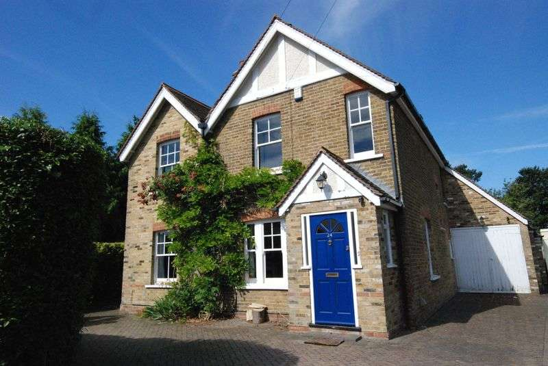 5 Bedrooms Detached House for sale in Craven Road, Orpington